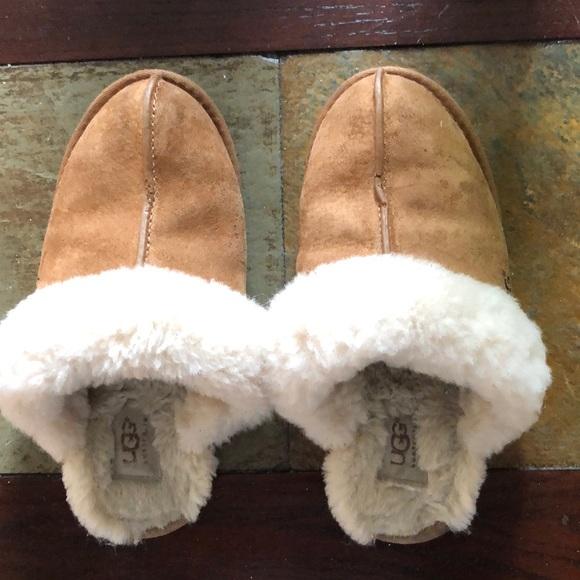 c10853ee45c UGG Scuffette slipper in chestnut 🌰